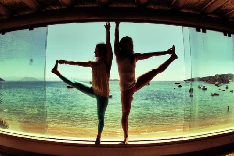 SUP & Yoga In Brazil (Gorgeous Photos)