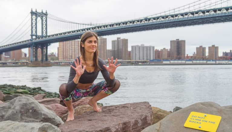 5 Steps To Conquering Crow Pose