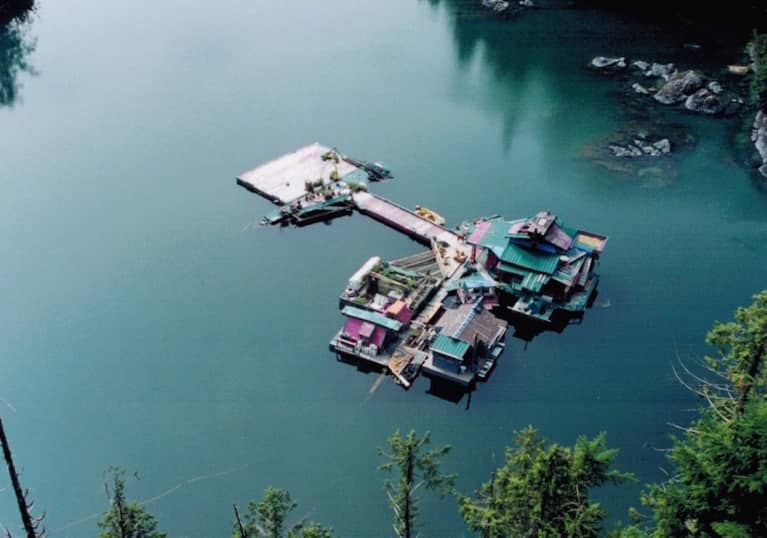 This Couple Spent Decades Building Their Own Self-Sustaining Island