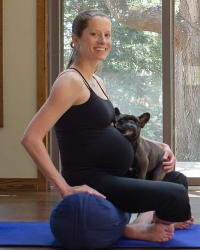 13 Yoga Modifications For Pregnant Women