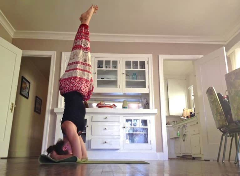 5 Yoga Poses To Help You Live With Ease & Grace