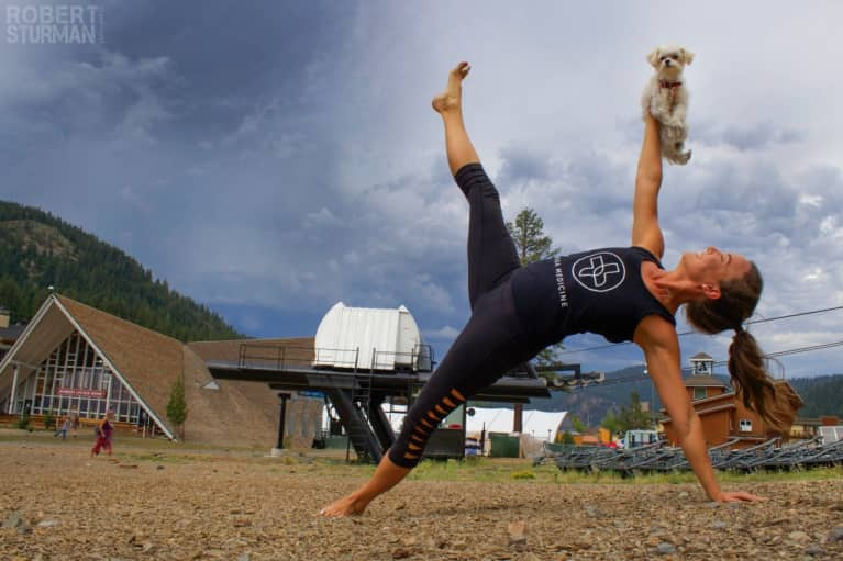 Yoga In Lake Tahoe (Gorgeous Photos From Wanderlust Festival)