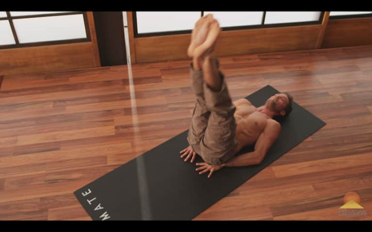 A Yoga Sequence To Work Your Core