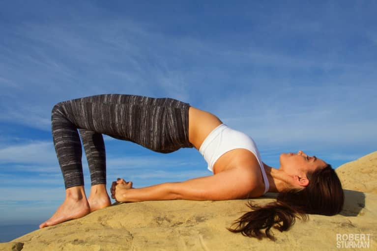 5 Yoga Poses That Build Total-Body Strength