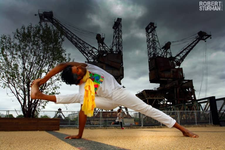 Yoga In London (Gorgeous Slideshow)