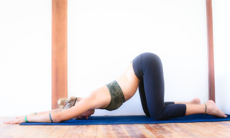 5 Cooling Yoga Poses To Help You Beat The Heat
