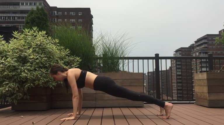 The Only Four Poses You Need To Nail Your Headstand