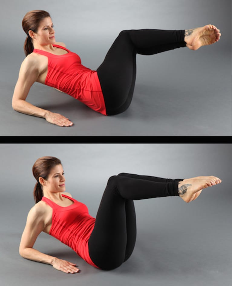 Twist Your Way To A Slimmer, Stronger Waist With These 5 Pilates Moves