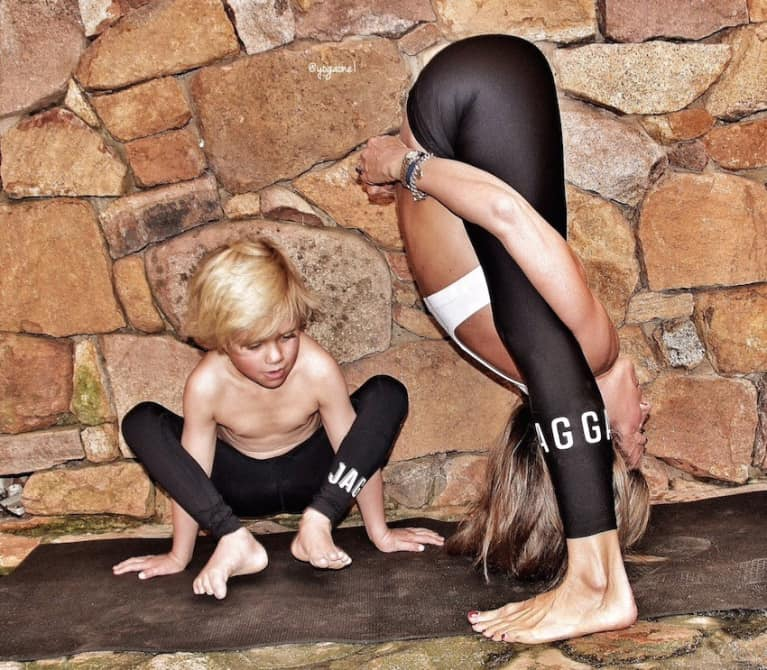 6 Yoga Poses To Do With Your Kids