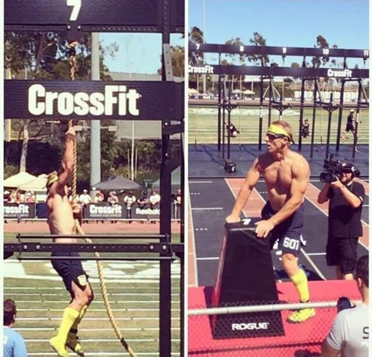The 15 Most Badass Men Of The CrossFit Games