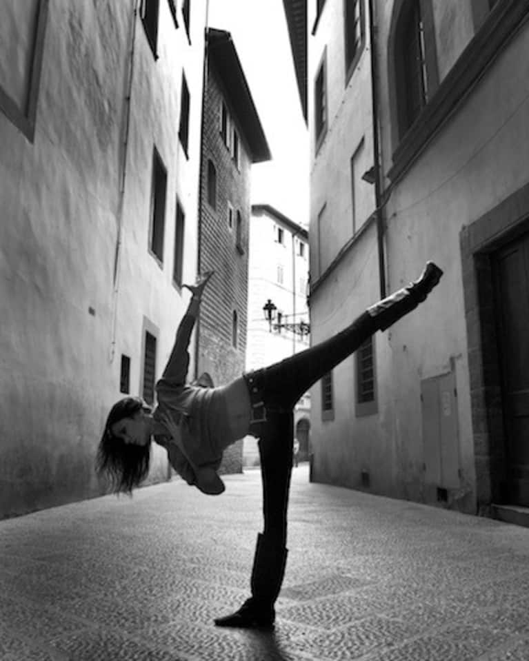 Yoga In Florence & Rome (Wow!)