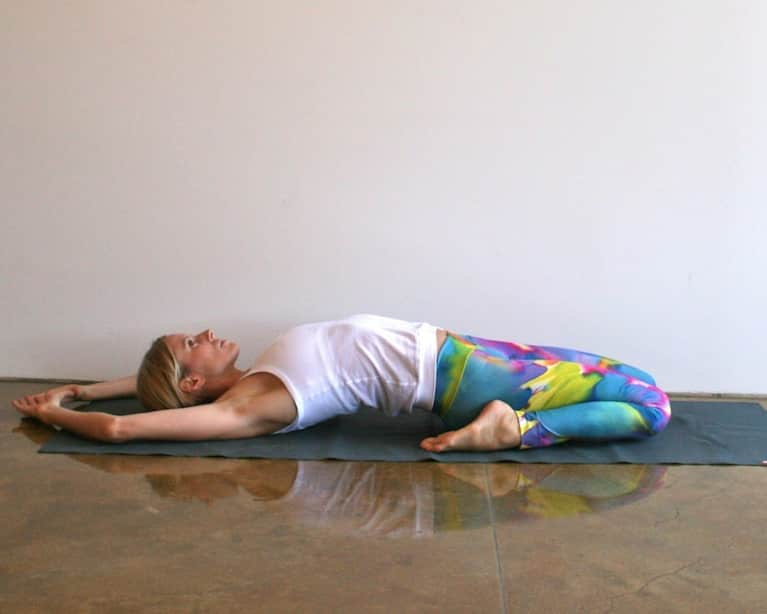 A Backbend Sequence For Anyone Who Sits All Day