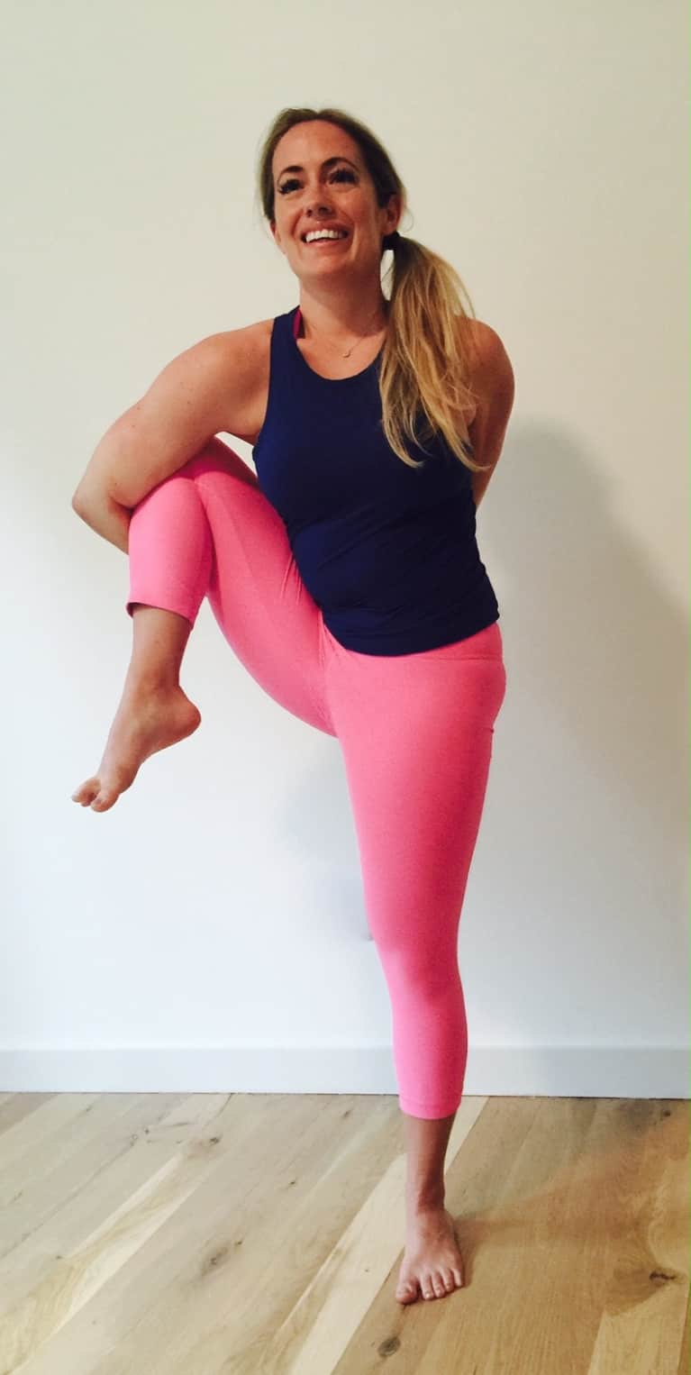 A Blossoming Yoga Sequence To Get You Ready For Spring
