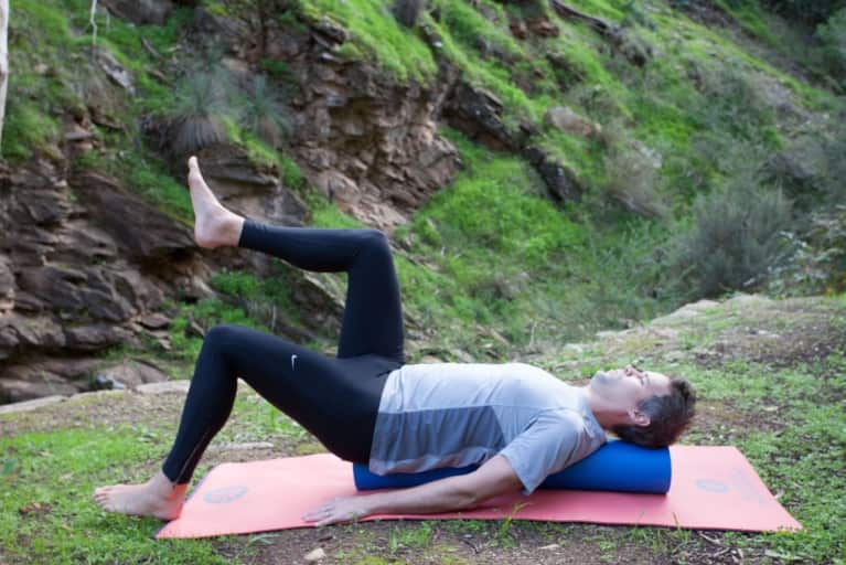 5 Foam Roller Exercises To Strengthen Your Core