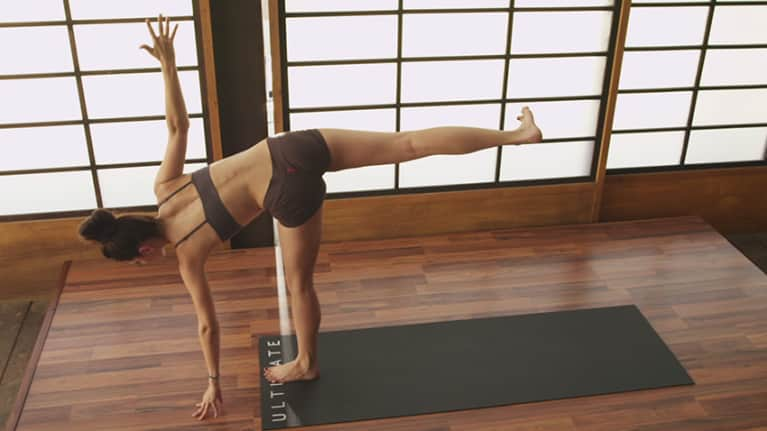If You Only Do 10 Yoga Poses, Do These