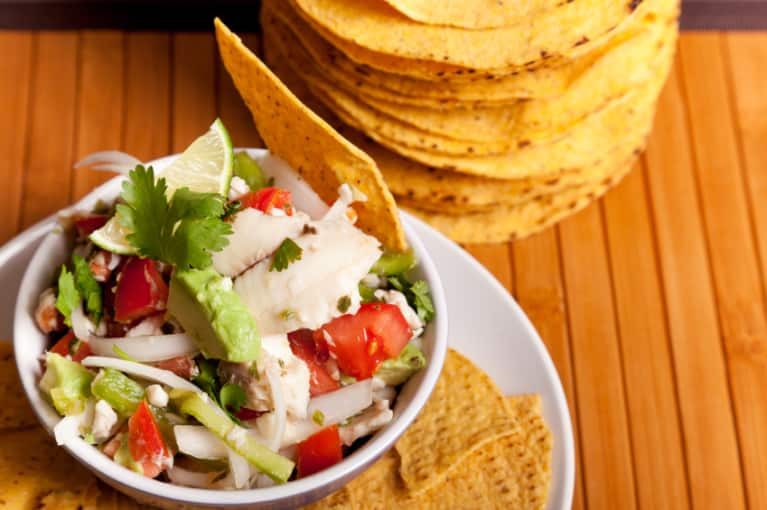 11 Things Nutritionists Order At Mexican Restaurants