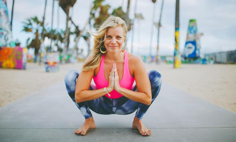 A 10-Minute Yoga Sequence To Discover Your Feminine Power