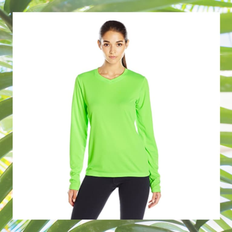 Here's All The Best Fitness Gear In Greenery, The Pantone Color Of 2017