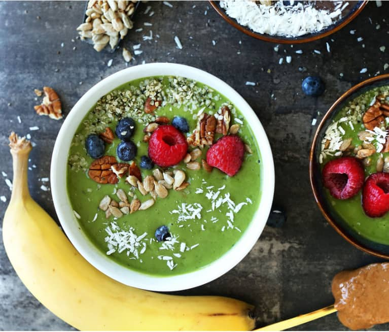 11 Smoothie Bowls To Take Your Breakfast Up A Notch