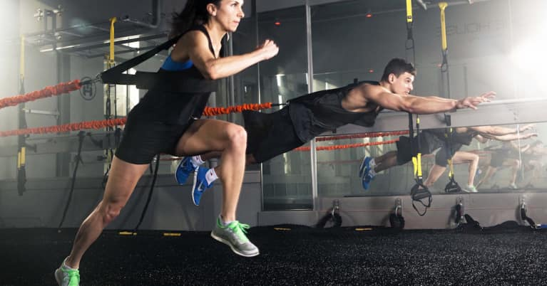 9 Of The Hardest Workouts You'll Ever Try