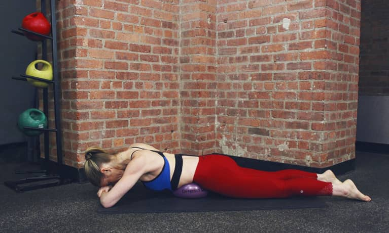 3 Therapy Ball Moves To Relieve Lower Back Pain