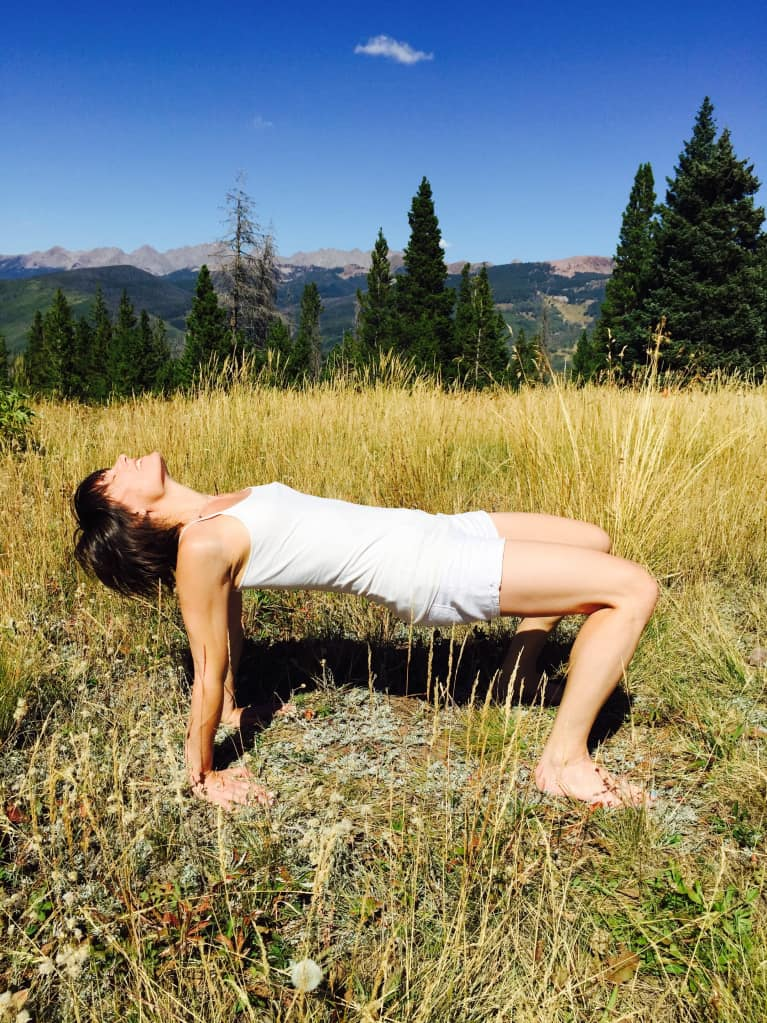 6 Heart-Opening Yoga Poses To Help Bring Love Into Your Life