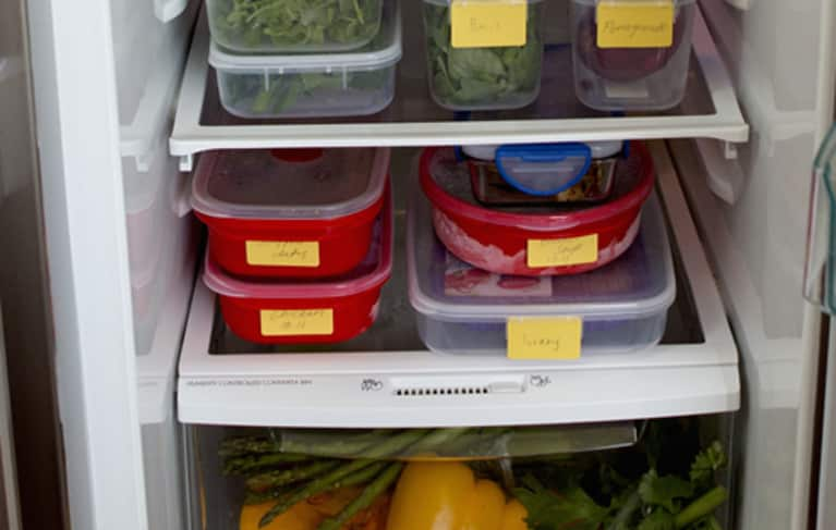 What To Have In Your Fridge Sunday To Eat Healthy All Week