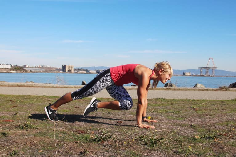 12-Minute HIIT Workout (No Equipment Needed!)