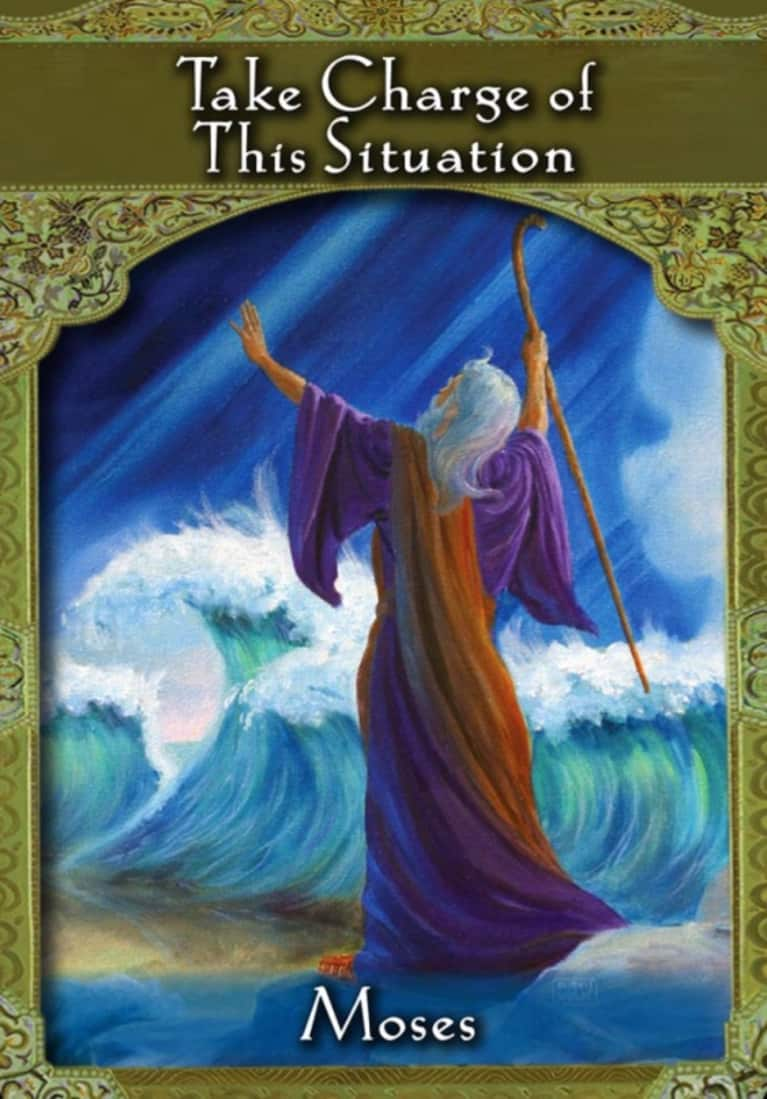 This Week Is All About Taking Action. Here's Your Angel Card Reading For The Next 7 Days