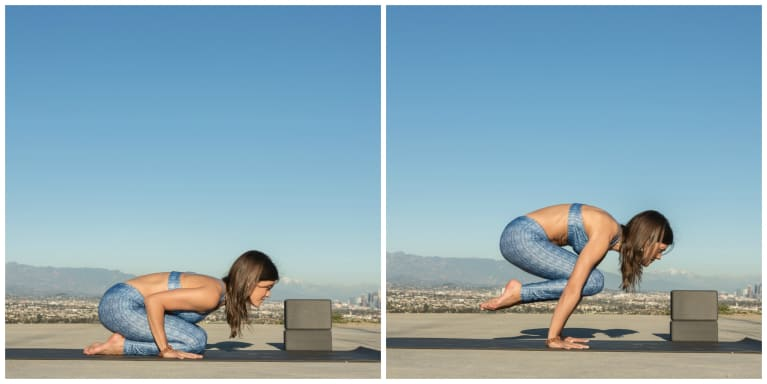 Yoga For Your Core: 1 Pose To Do Every Day This Week