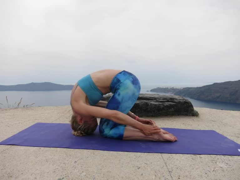 3 Easy Yoga Poses To Balance Out-Of-Whack Hormones
