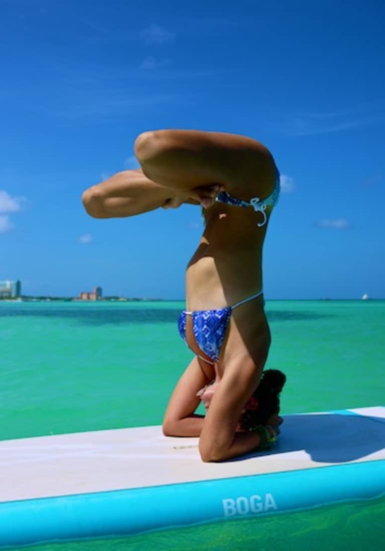 27 Mind-Blowing Inversions From Rockstar Yogis
