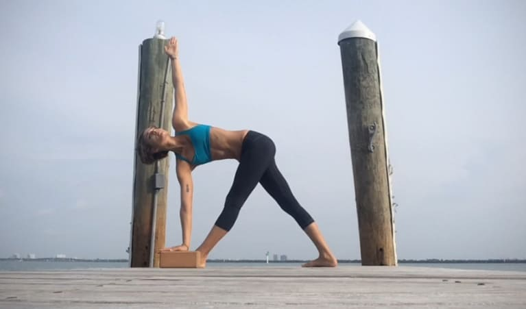 5 Ways To Use A Yoga Block For A Deeper, Stronger Practice