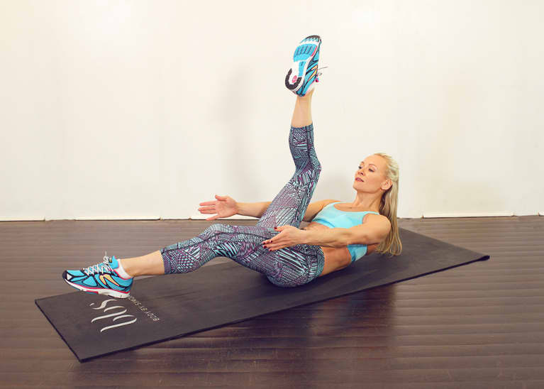 5 Moves For Your Strongest Core Ever