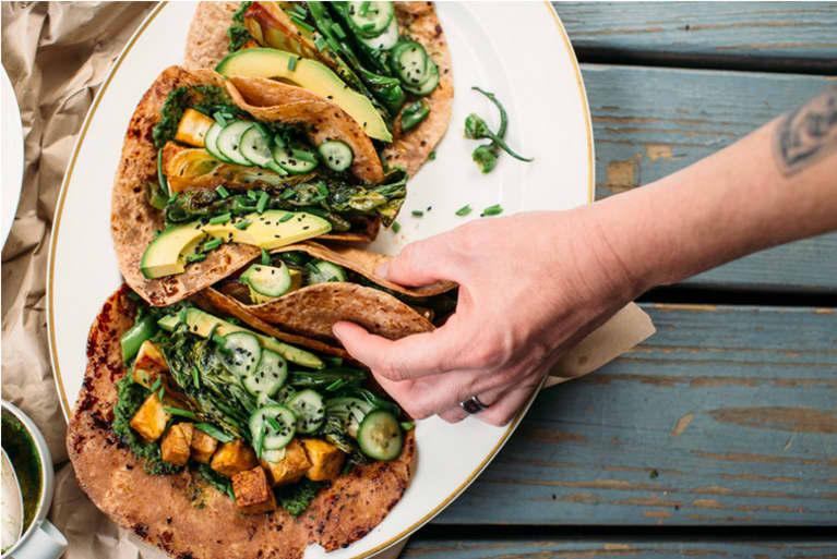 11 Tasty + Plant-Based Ways To Celebrate National Taco Day