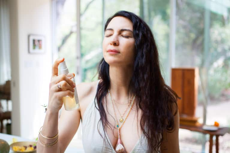 How Holistic Goddess Shiva Rose Maintains Her Glow, Inside & Out
