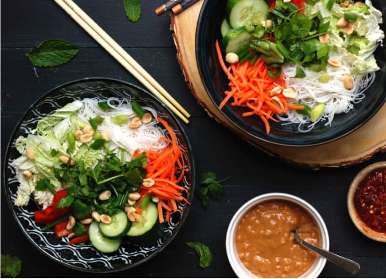 8 Spring Vegetable Bowls To Make Your Week Better