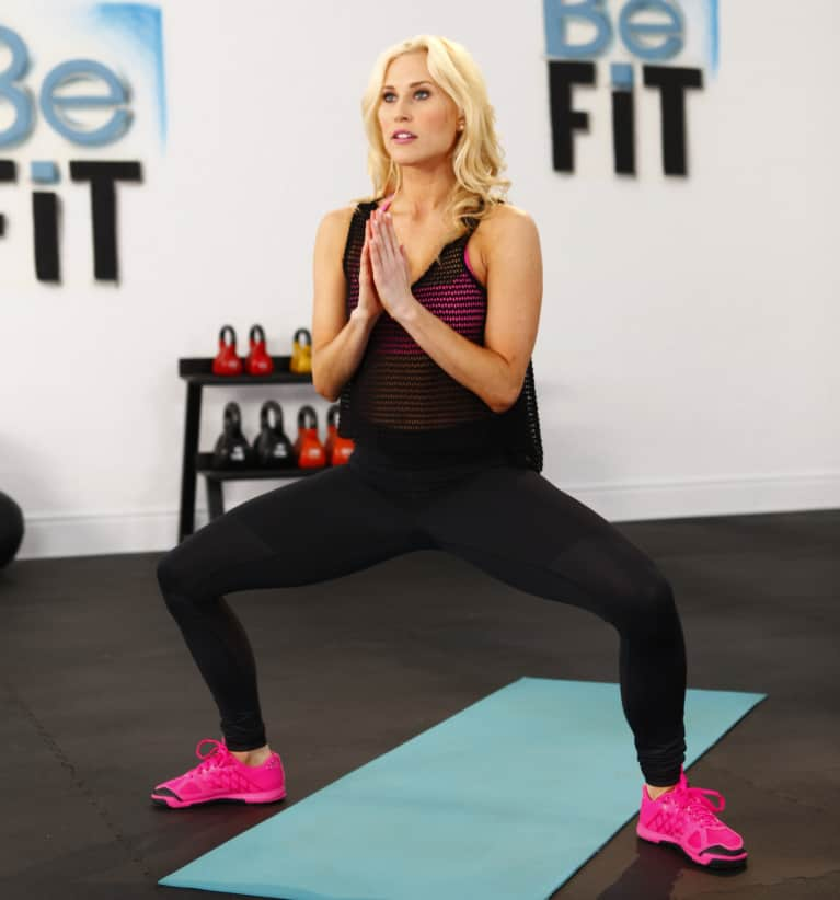 5 Super Simple Exercises To Feel Strong & Balanced