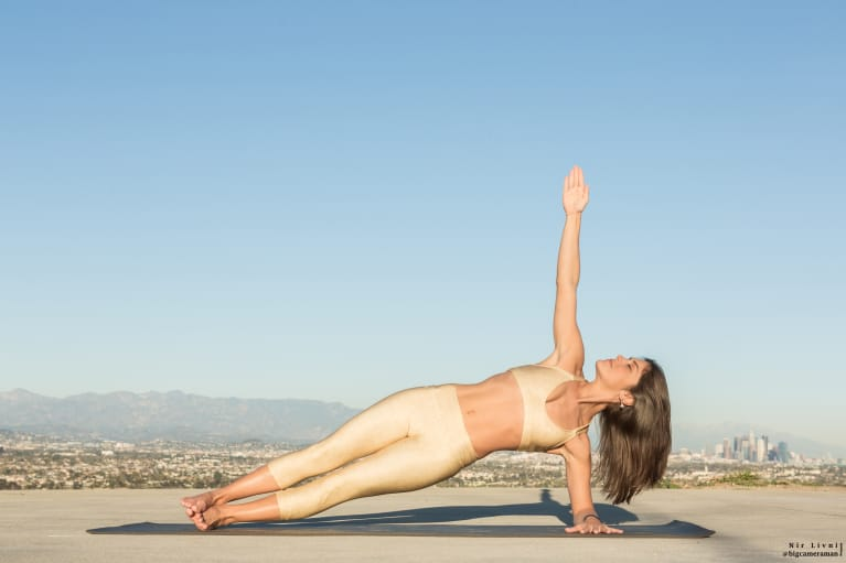 Yoga For Core Strength: The Perfect Pose To Target Your Obliques