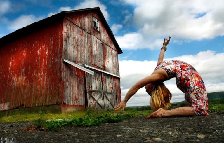 Yoga In Unlikely Places (Gorgeous Slideshow)