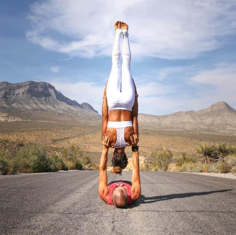 6 Reasons You'll Fall In Love With AcroVinyasa Yoga