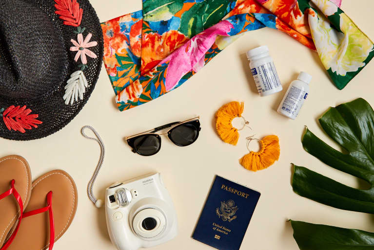 Don't Go On Vacation Without These 5 Supplements