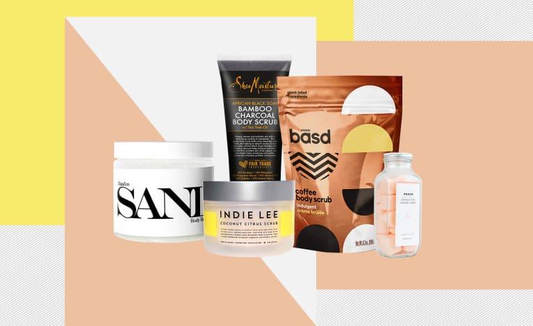 Say Hello To Supple Springtime Skin With These Body Scrubs