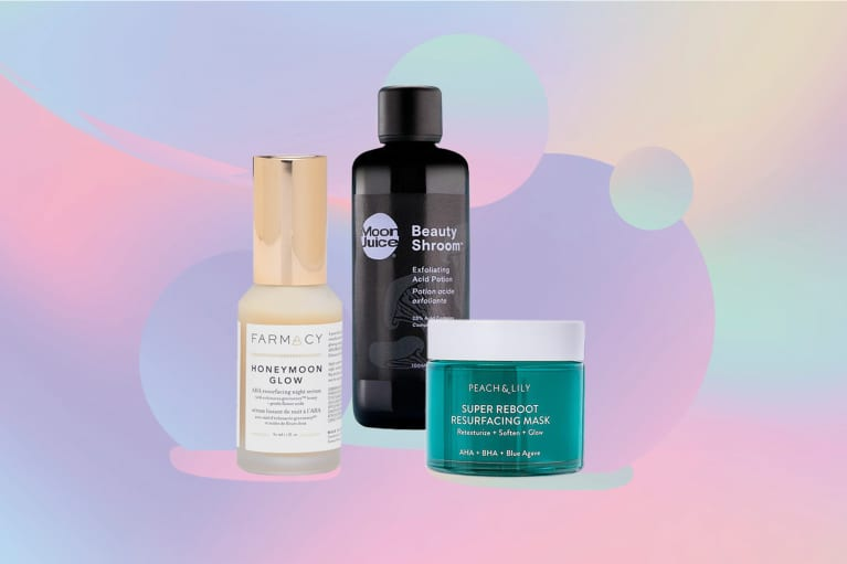 The New Natural-ish Beauty Obsession Is Acid — These Are 7 Brands Doing It Right