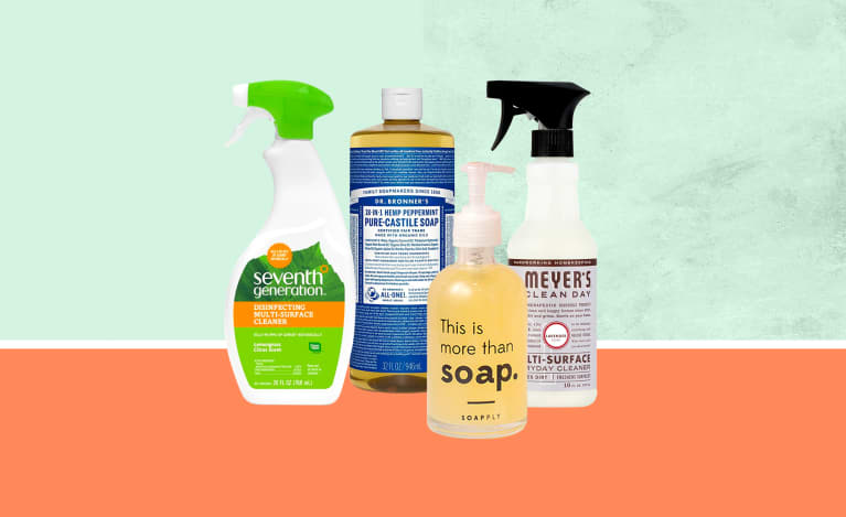 7 mbg-Approved Nontoxic Home Cleaners To Use On Everything