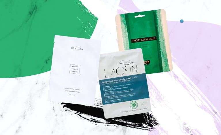 Finally: A Guide To The Best Natural Sheet Masks