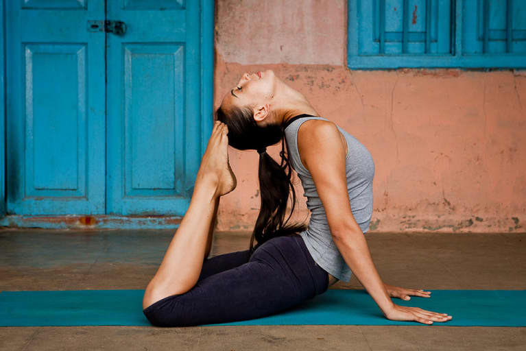 4 Yoga Principles Guaranteed To Upgrade Your Self-Care Routine