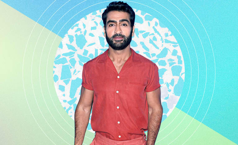 This Is How Actor Kumail Nanjiani Totally Changed His Physique