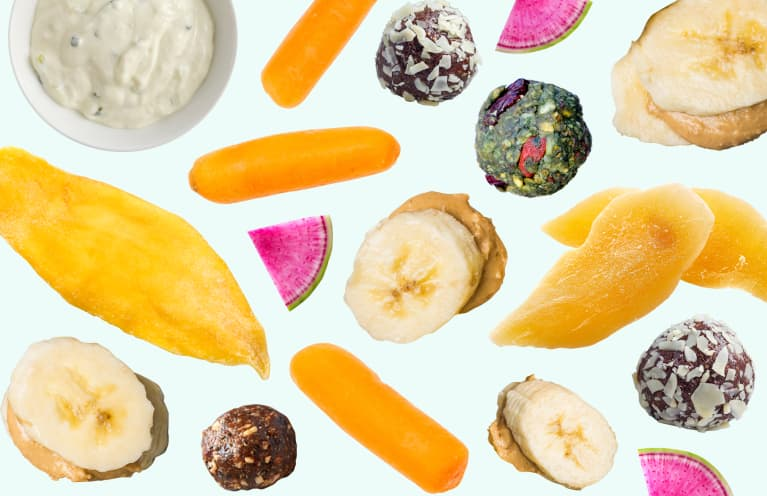 RD Approved Healthy, Packaging-Free Summertime Snacks