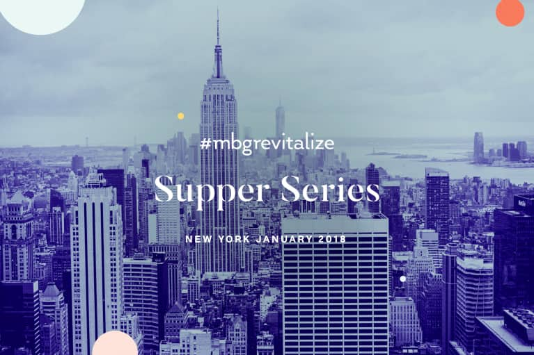 Everything We Learned About Getting Gorgeous Skin At mbg's Supper Series Last Night